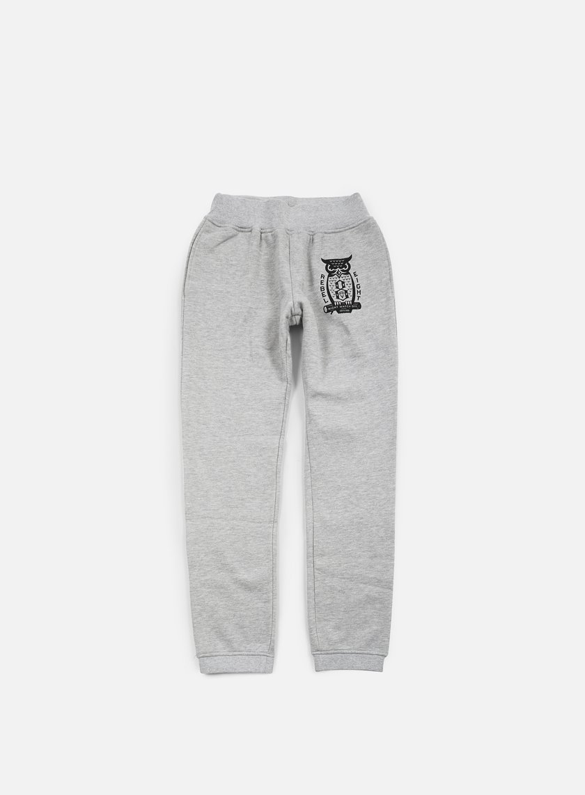 Rebel 8 - Night Watch Sweatpants, Heather Grey