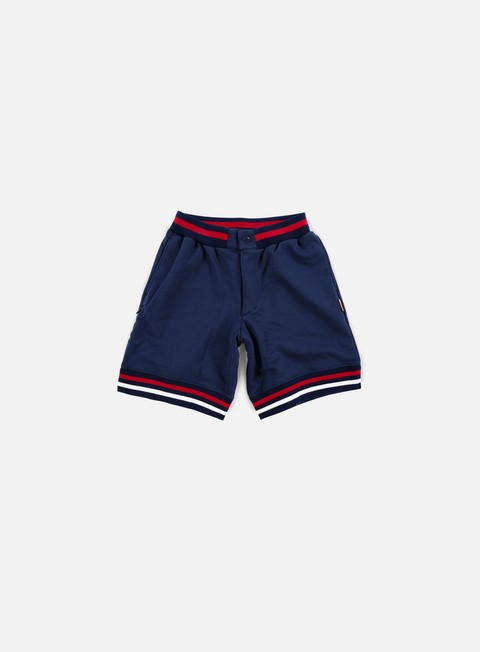 pantaloni reebok beams tennis sweatshort collegiate navy