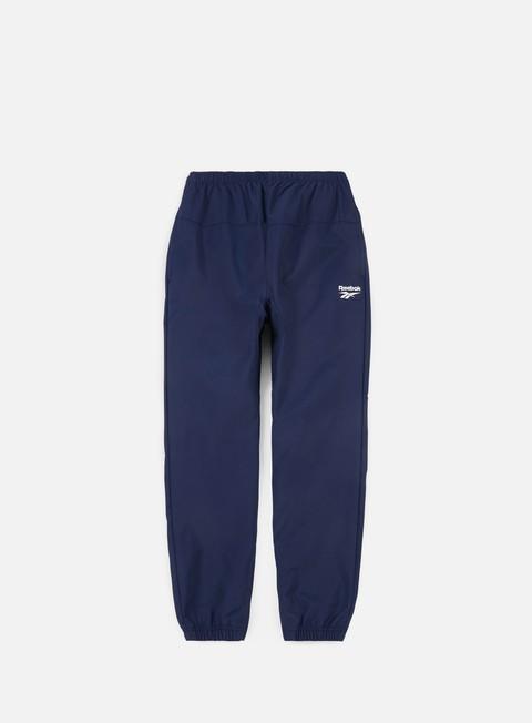 pantaloni reebok lf track pant collegiate navy