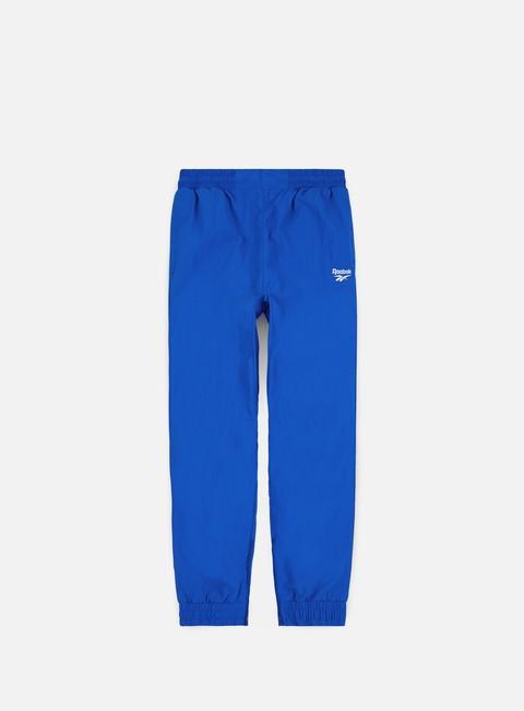 pantaloni reebok lf track pant vital blue