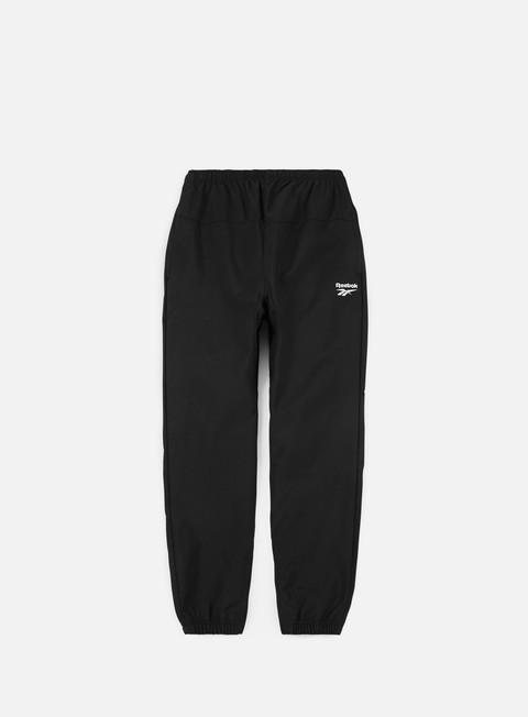 pantaloni reebok lf trackpant black