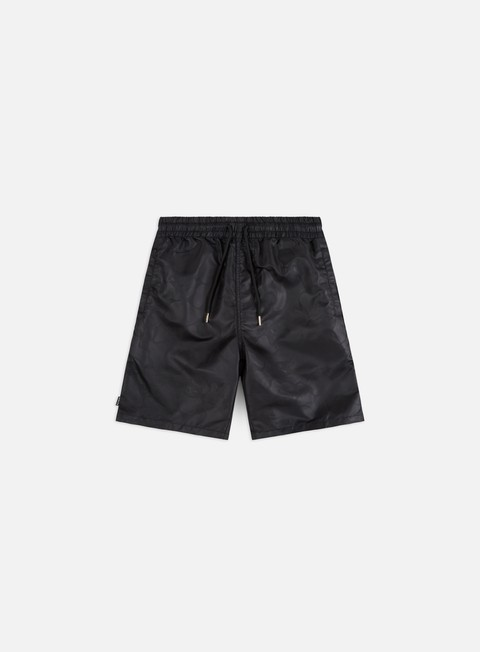 Outlet e Saldi Pantaloncini Corti Rip N Dip Black Out Nylon Shorts