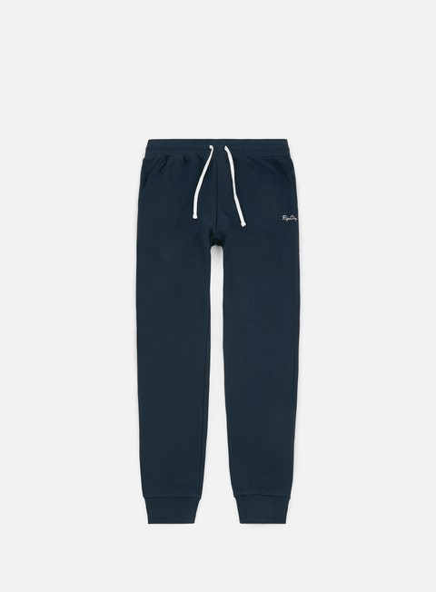 pantaloni rip n dip peek a nermal sweat pants navy