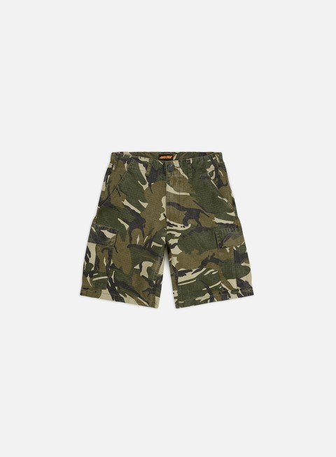 Outlet e Saldi Pantaloncini Santa Cruz Defeat Walkshort