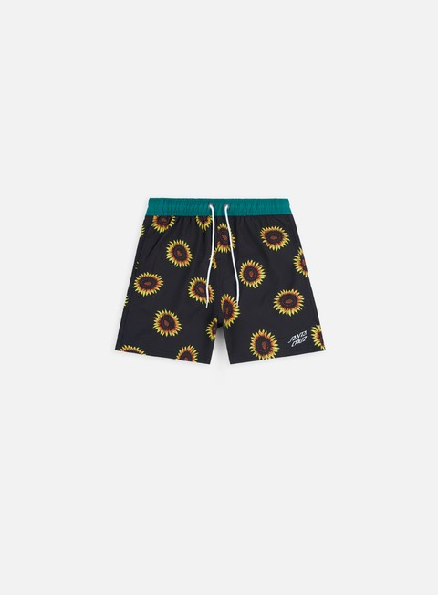 Swimsuits Santa Cruz Sunflowers Swimshorts