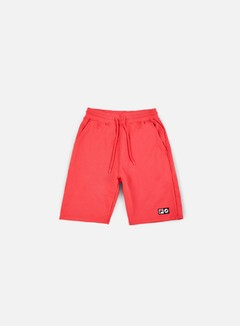 Staple - Fila Fleece Short, Pink 1