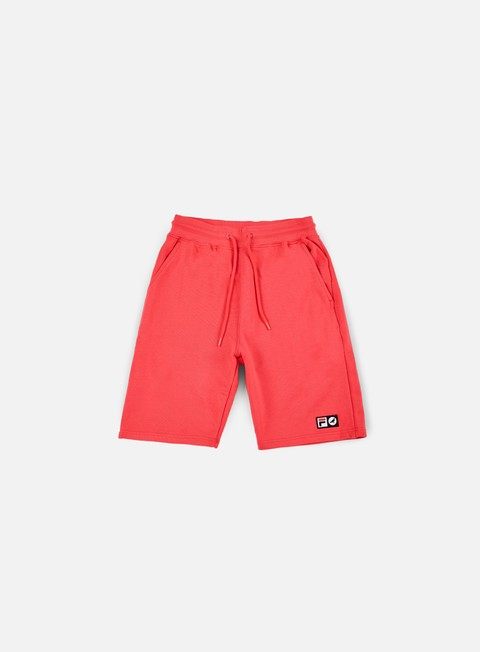 pantaloni staple fila fleece short pink