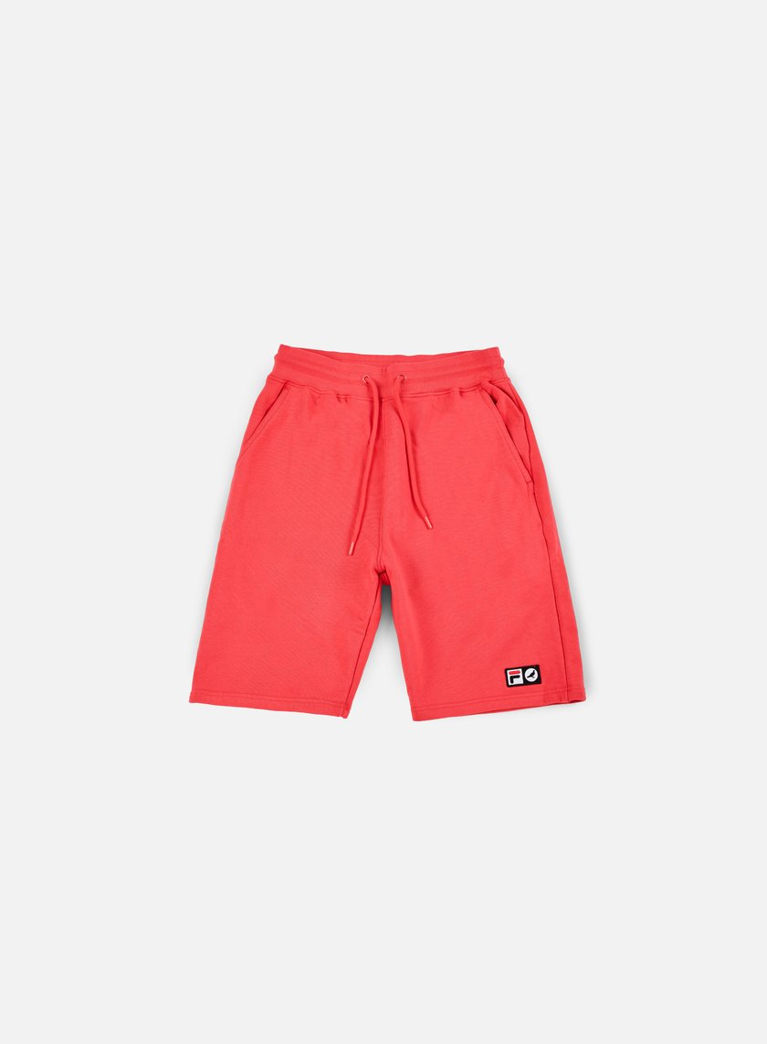 Staple - Fila Fleece Short, Pink