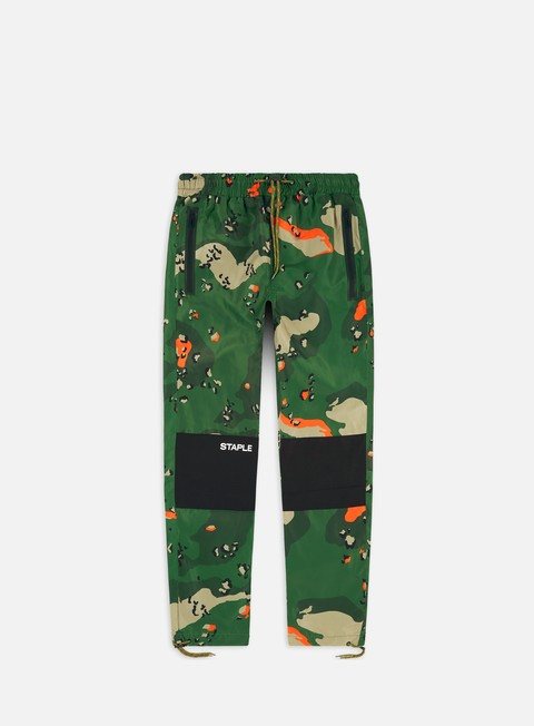 Sweatpants Staple Ripstop Camo Nylon Pant