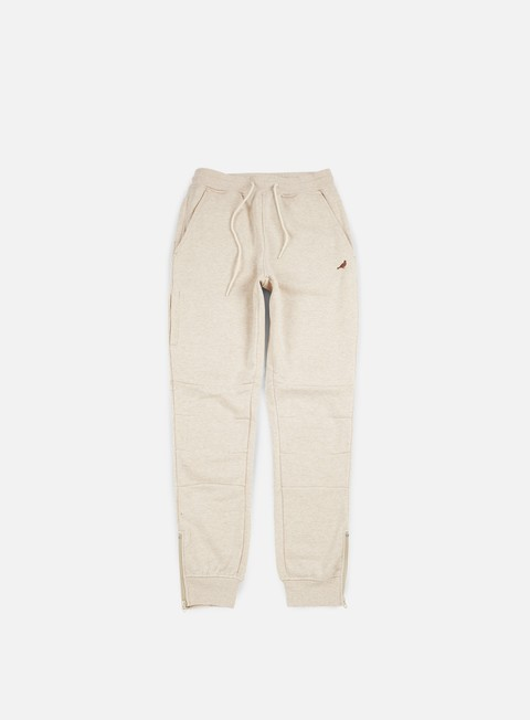 pantaloni staple safari sweatpant khaki