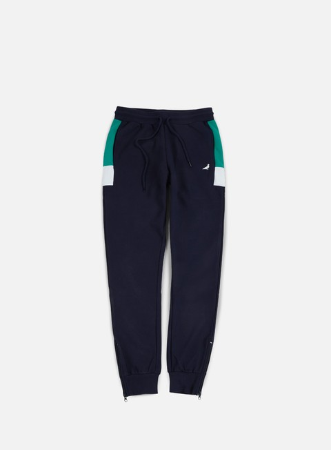 pantaloni staple sails sweat pants navy