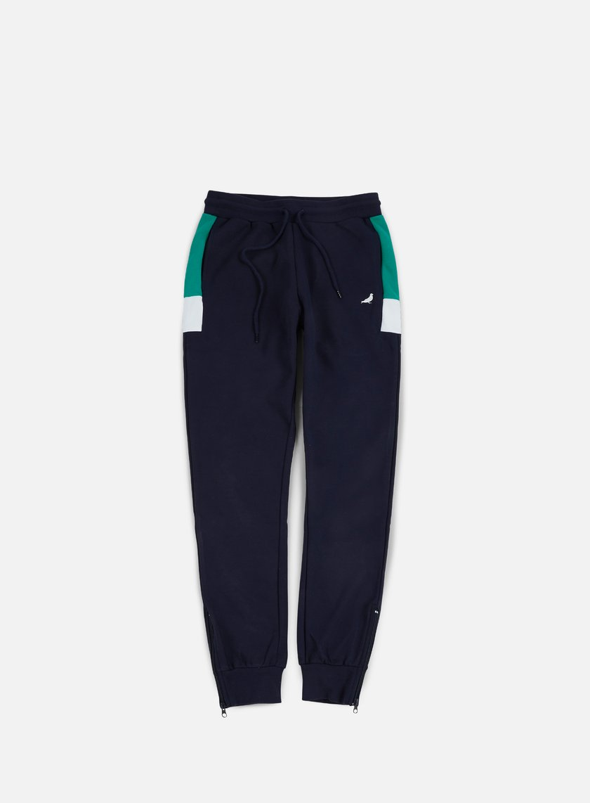 Staple - Sails Sweat Pants, Navy