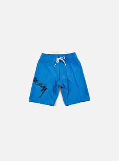 Stussy - Smooth Stock Trunk, Blue 1
