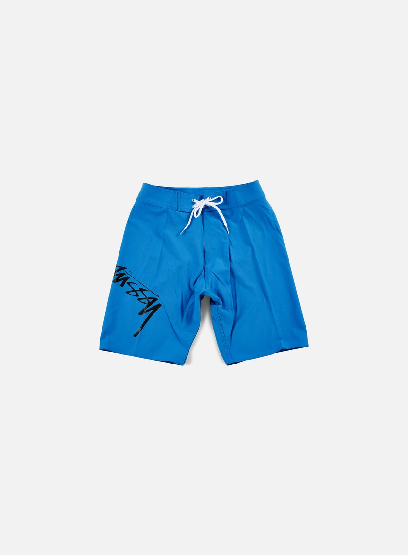 Stussy - Smooth Stock Trunk, Blue