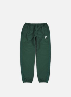 Stussy - Sport Nylon Pant, Forest 1