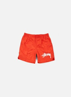 Stussy - Stock Elastic Waist Trunk, Red 1