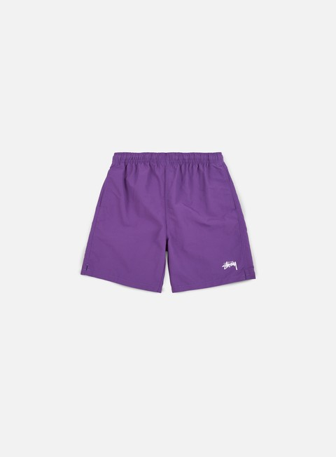pantaloni stussy stock water short purple