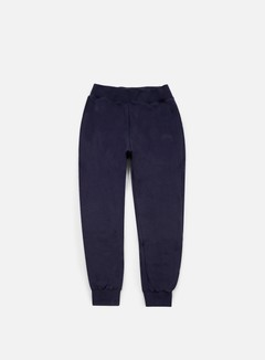 Stussy - Tonal Stock Fleece Pants, Navy 1
