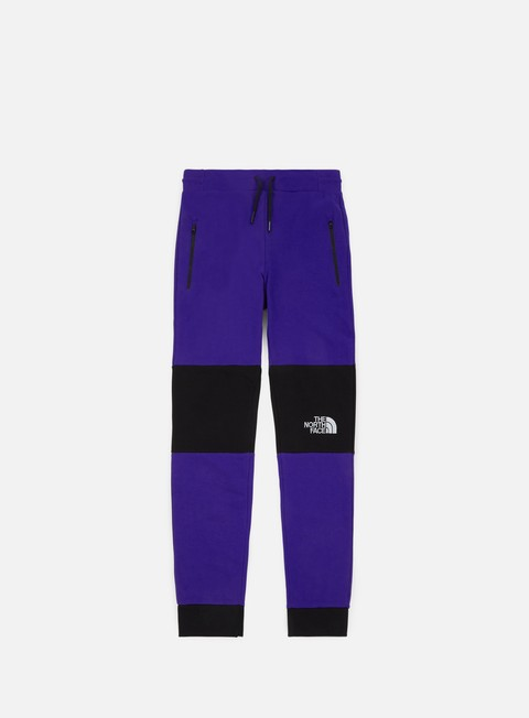 pantaloni the north face himalayan pant lapis blue