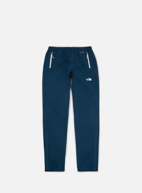 pantaloni the north face lt fant ridge pant blue wing teal