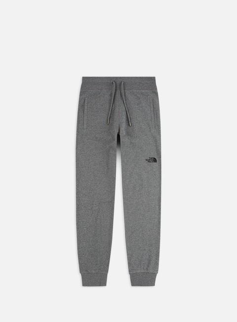 pantaloni the north face nse light pant medium grey heather