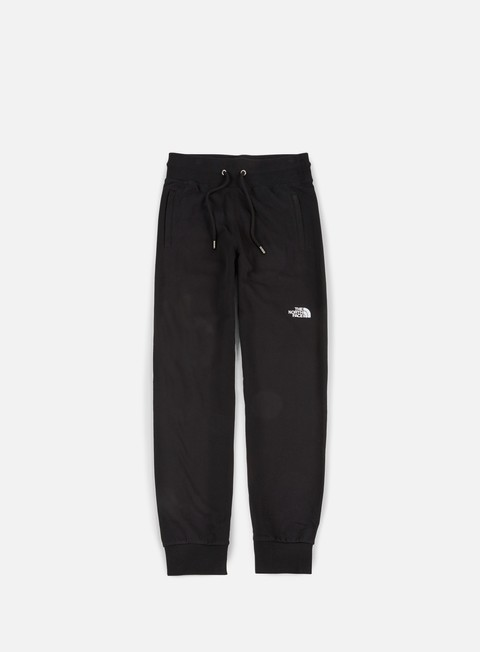 pantaloni the north face nse pant tnf black tnf white