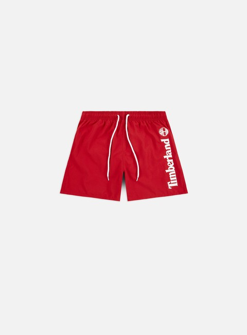 Swimsuits Timberland Sunapee Lk Logo Swim Trunk