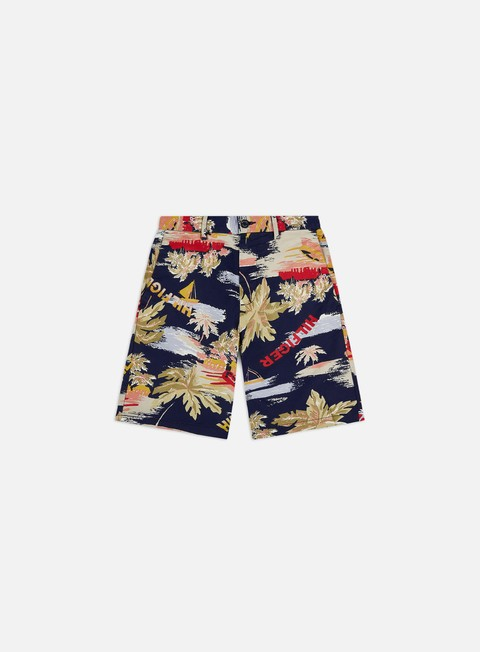 Outlet e Saldi Pantaloncini Tommy Hilfiger Brooklyn Hawaii Print Shorts