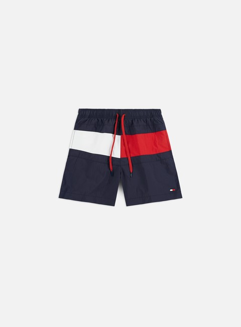 Outlet e Saldi Costumi da Bagno Tommy Hilfiger Medium Drawstring 4