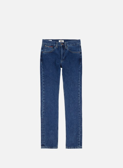 pantaloni tommy hilfiger modern tapered tj 1988 tcmbr tommy classics mid blue rigid