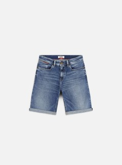 Tommy Hilfiger - Ronnie Shorts, Barton Mid Blue Comfort