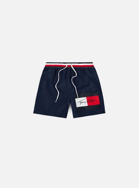 Swimsuits Tommy Hilfiger Signature Waistband Medium Drawstring