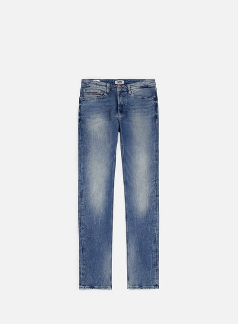 Sale Outlet Jeans Tommy Hilfiger Slim Straight Slater SLBLCO