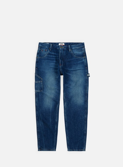 Pantaloni Lunghi Tommy Hilfiger Tapered Carpenter Jeans