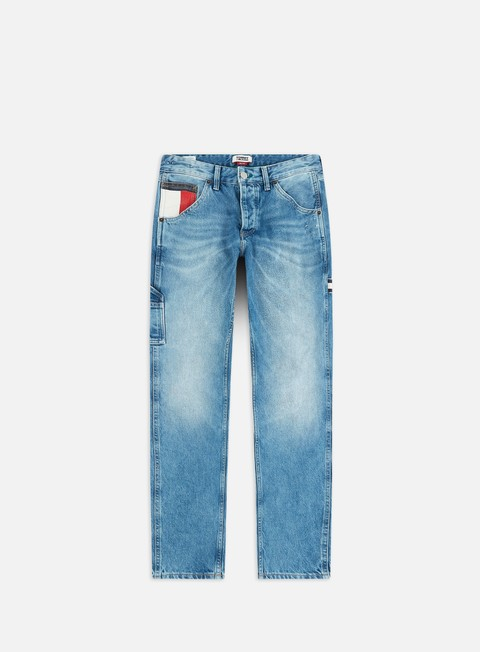 Outlet e Saldi Pantaloni Lunghi Tommy Hilfiger Tapered Carpenter Svltr Pant