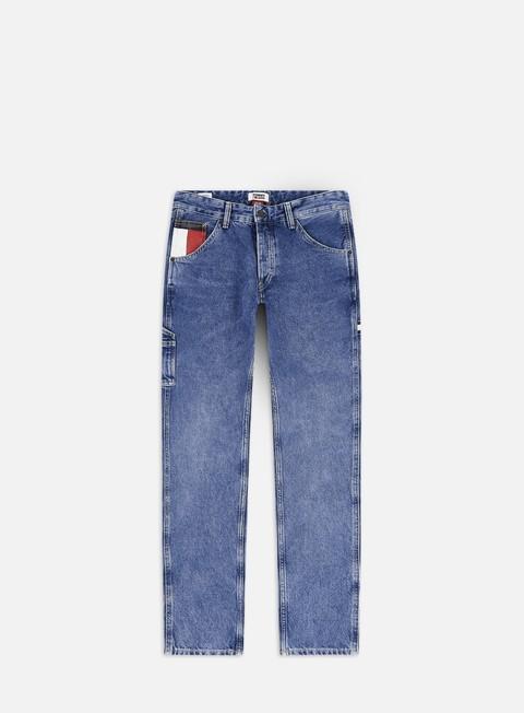 Pantaloni Lunghi Tommy Hilfiger Tapered Carpenter Svmdr Pant