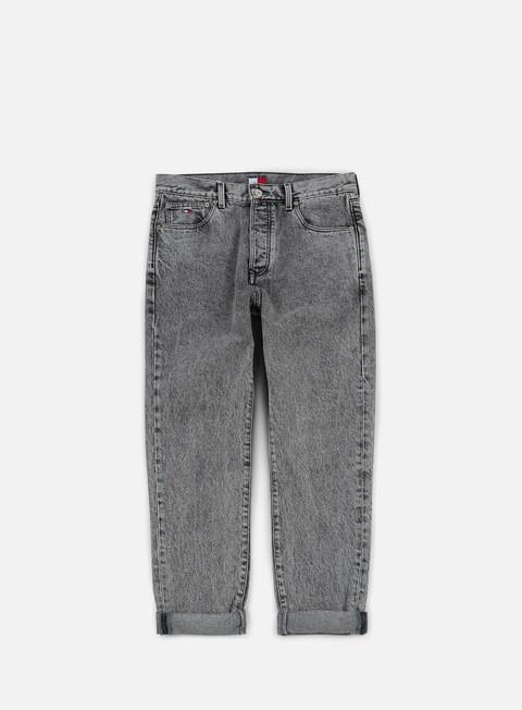 pantaloni tommy hilfiger tj 90s classic straight jean washed black