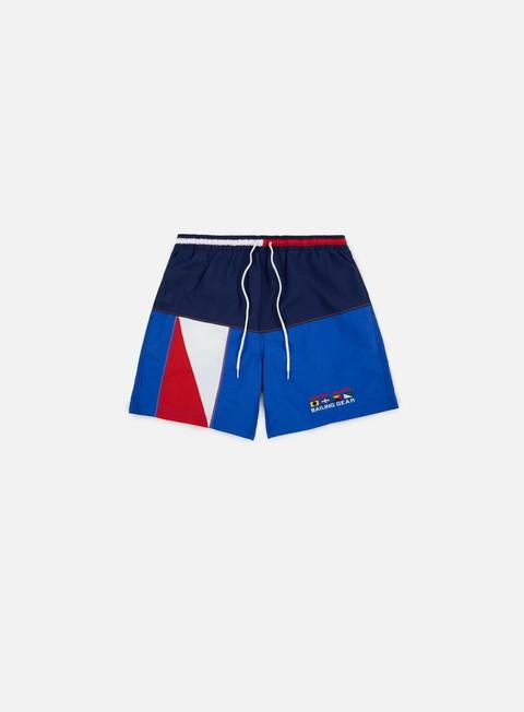 pantaloni tommy hilfiger tj 90s sailing shorts peacot multi