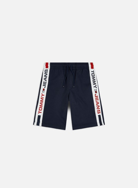 Pantaloncini Tommy Hilfiger TJ Branded Tape Sweat Shorts