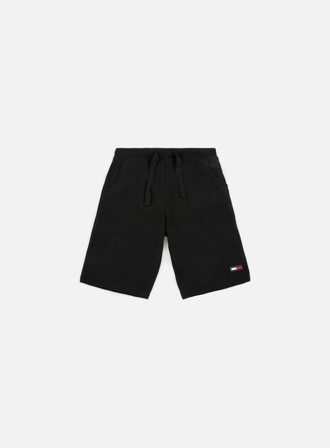 pantaloni tommy hilfiger tj contemporary basketball short black