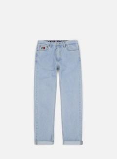 Tommy Hilfiger - TJ Crest Dad Jeans, Light Blue Denim