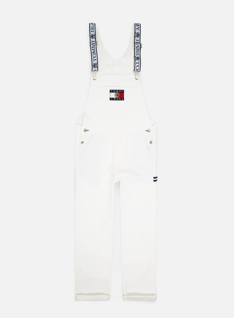 Tommy Hilfiger TJ Crest Denim Dungaree