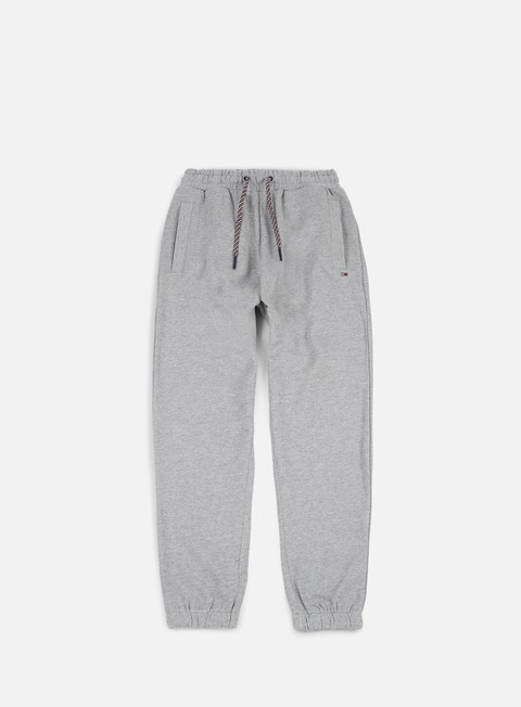 pantaloni tommy hilfiger tj essential sweatpant light grey heather