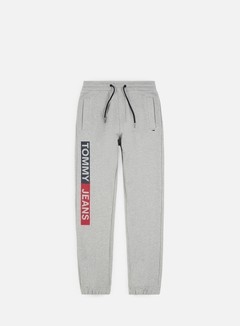 Tommy Hilfiger - TJ Essential Sweatpant, Light Grey Heather