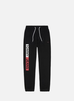 Tommy Hilfiger - TJ Essential Sweatpant, Tommy Black