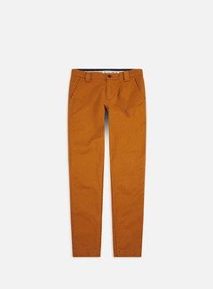 Tommy Hilfiger - TJ Scanton Chino Pant, Inca Gold