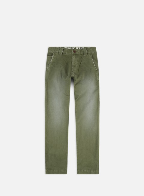 Pants Tommy Hilfiger TJ Scanton Washed Chino Pant