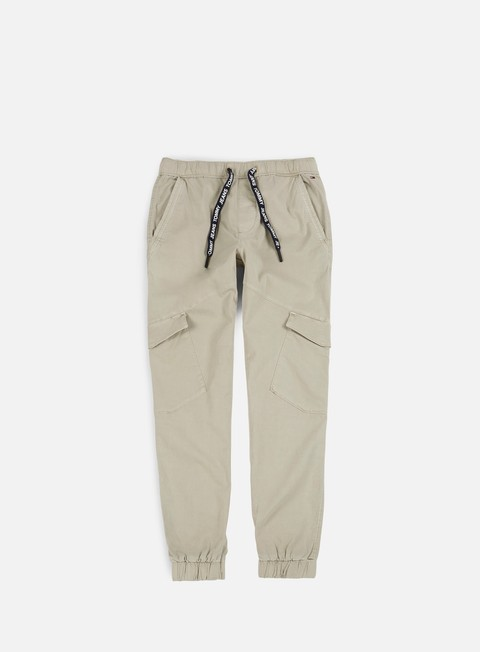 pantaloni tommy hilfiger tj soft jogger cargo plaza taupe