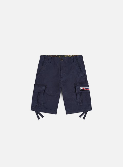 Pantaloncini Tommy Hilfiger TJ Solid Cargo Shorts