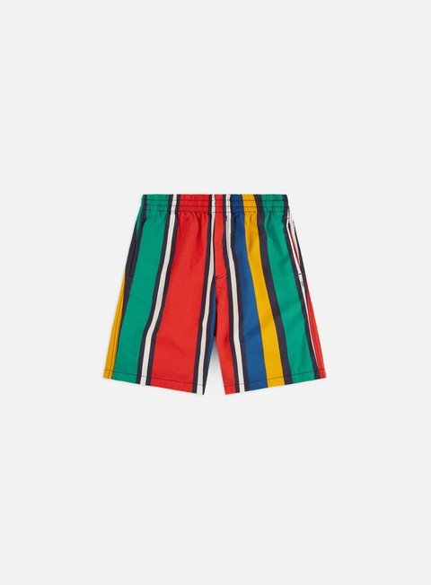 Outlet e Saldi Pantaloncini Tommy Hilfiger TJ Stripe Basketball Shorts
